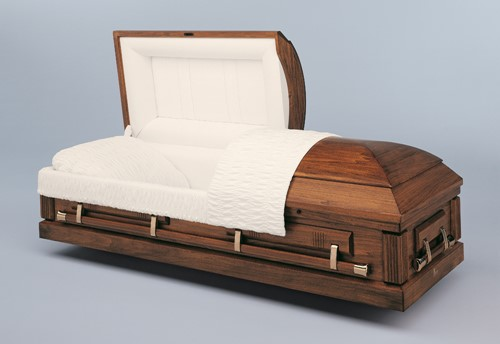 Wood Caskets Vassar Rawls Funeral Home And Crematory